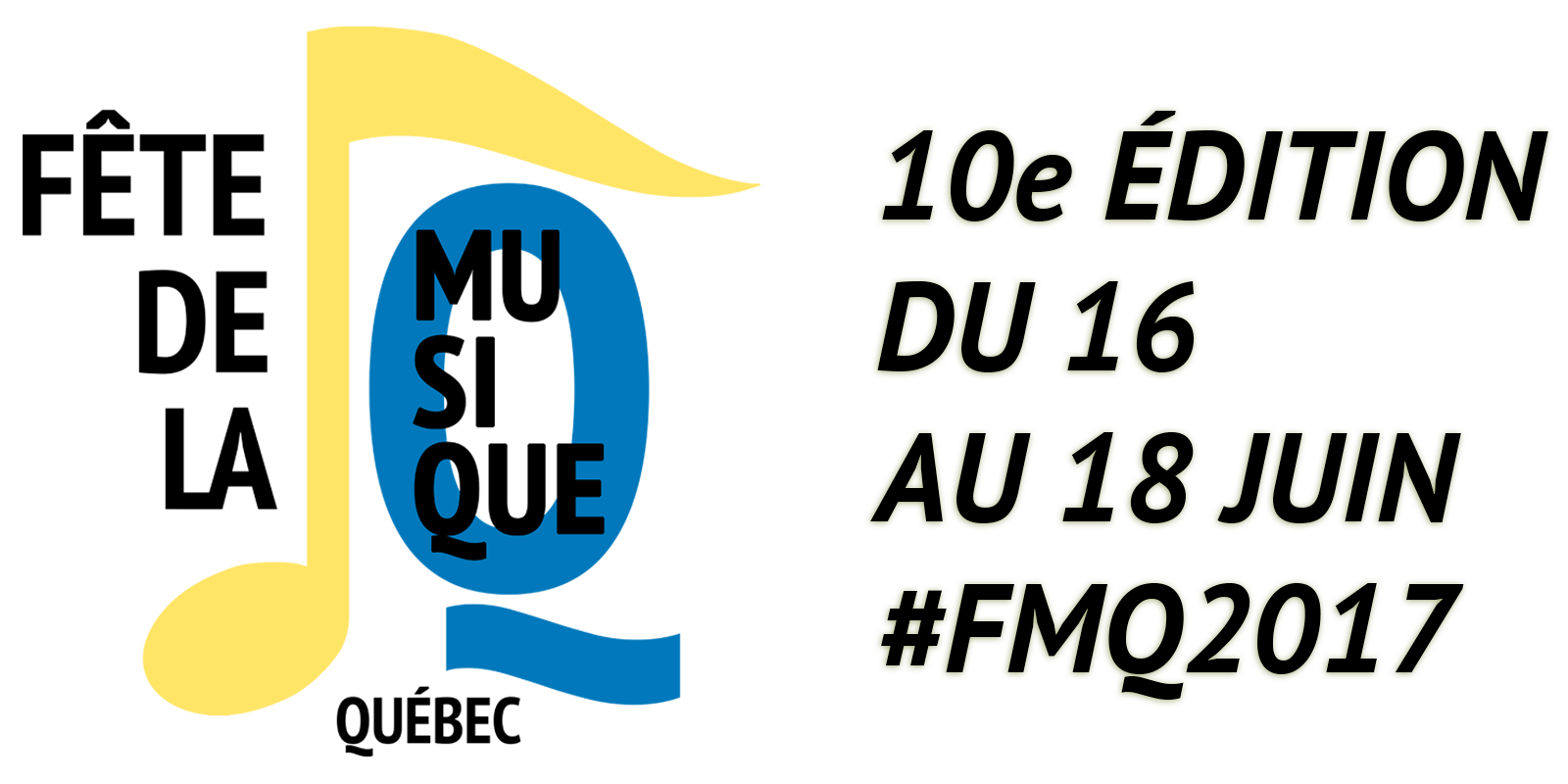 Fête de la Musique de Québec | 16 au 18 juin 2017